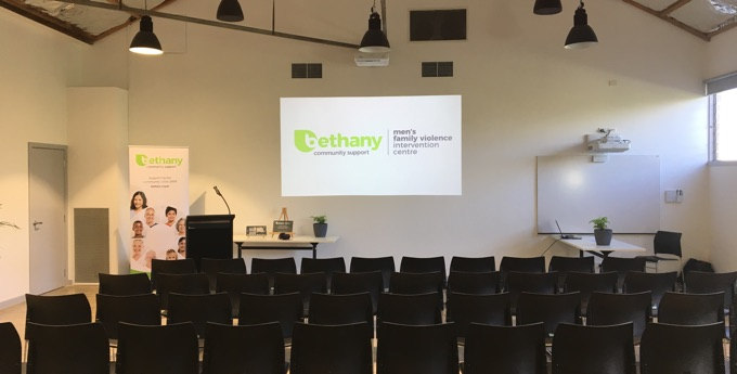 Bethany: Men's Family Violence Intervention Centre